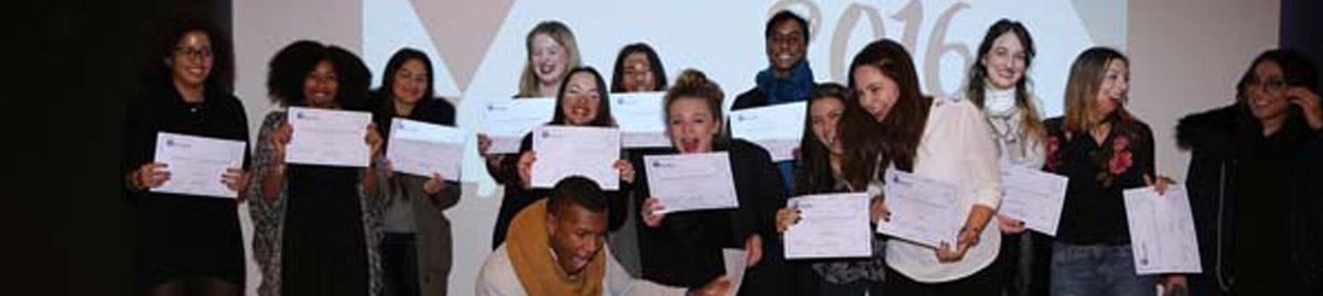 Soirée de remise de diplômes des étudiants en Bachelor à Paris