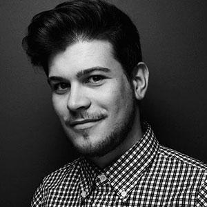 Christopher Lagoeiro, étudiant en 1ère année de MMCI
