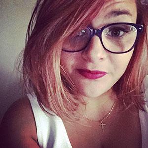 Manon Dineur, étudiante en 1ère année de Bachelor
