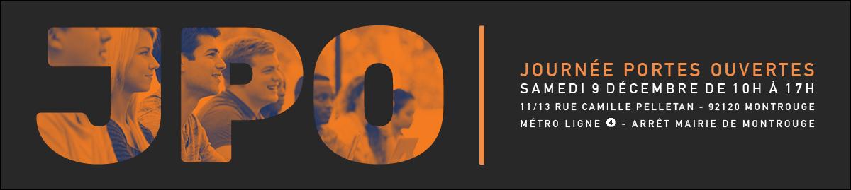 JPO Esupcom 9 decembre
