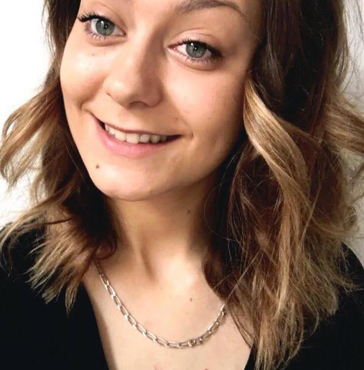 Anne-Sophie Vandamme en BTS Communication