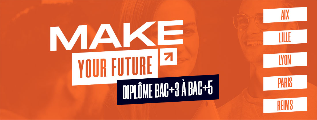 Make your future diplome villes
