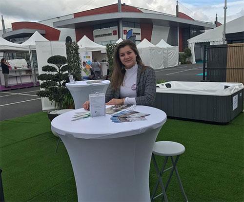 Alice Ettinger en Mastère 1 – Manager des Stratégies de Communication et Marketing